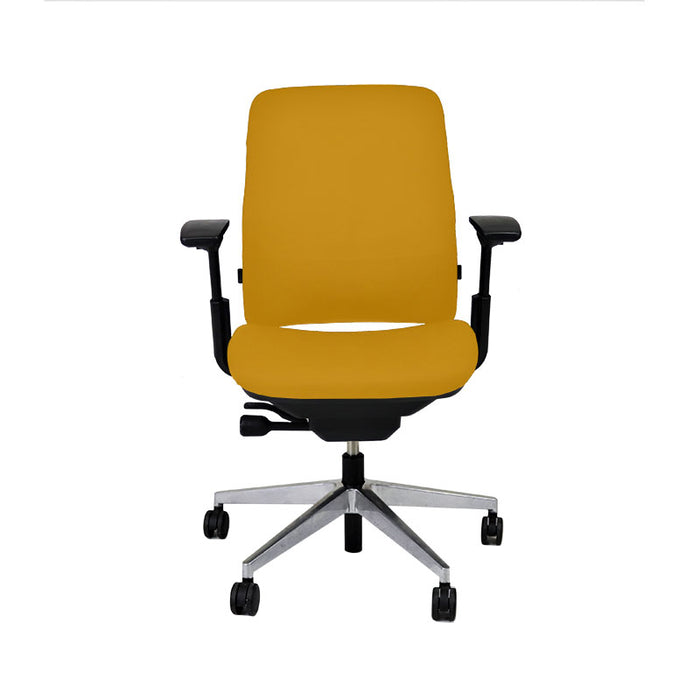 Steelcase Amia in New Yellow Fabric