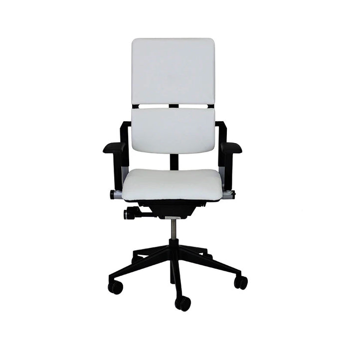 Steelcase Please V2 New White Leather