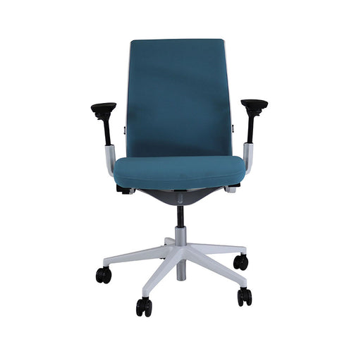 Steelcase Think V2 in Blue Fabric (Brand New Chair)
