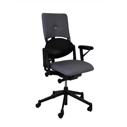 Steelcase Please V1 in New Grey Fabric