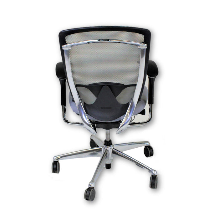 Teknion Contessa new Grey fabric seat