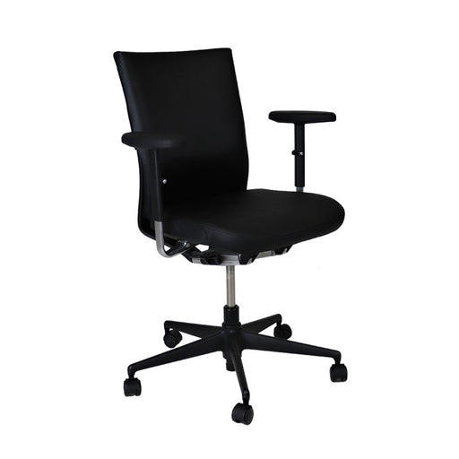 Vitra Axess in Black Vinyl