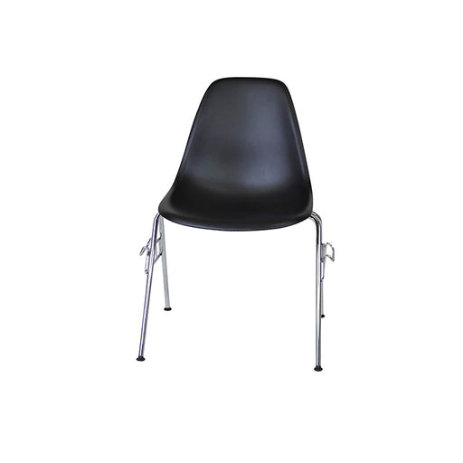 Vitra Eames Plastic Side Chair DSS - Noir