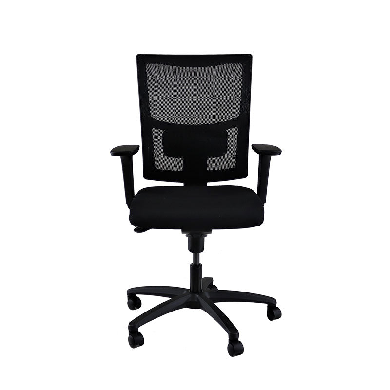New ERGO Chair with Black Seat