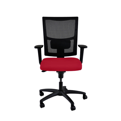 New ERGO Chair with Red Seat