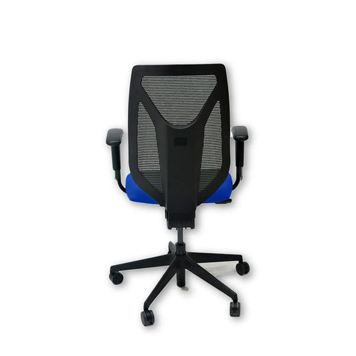 Global 1966 Task Chair with Blue Seat ( New Chair)