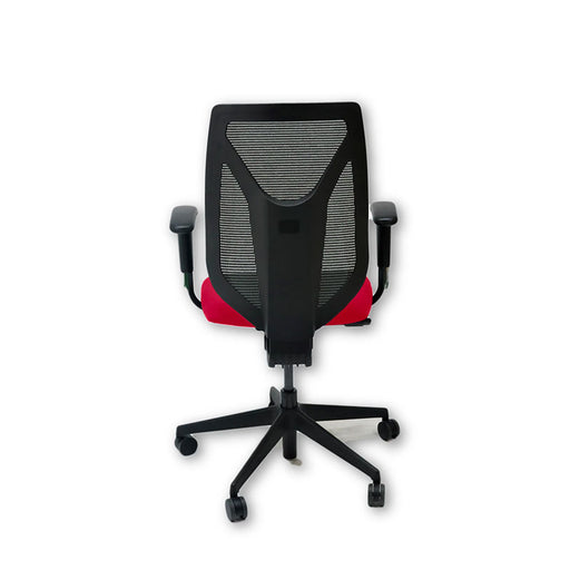 Global 1966 Task Chair with Red Seat ( New Chair)