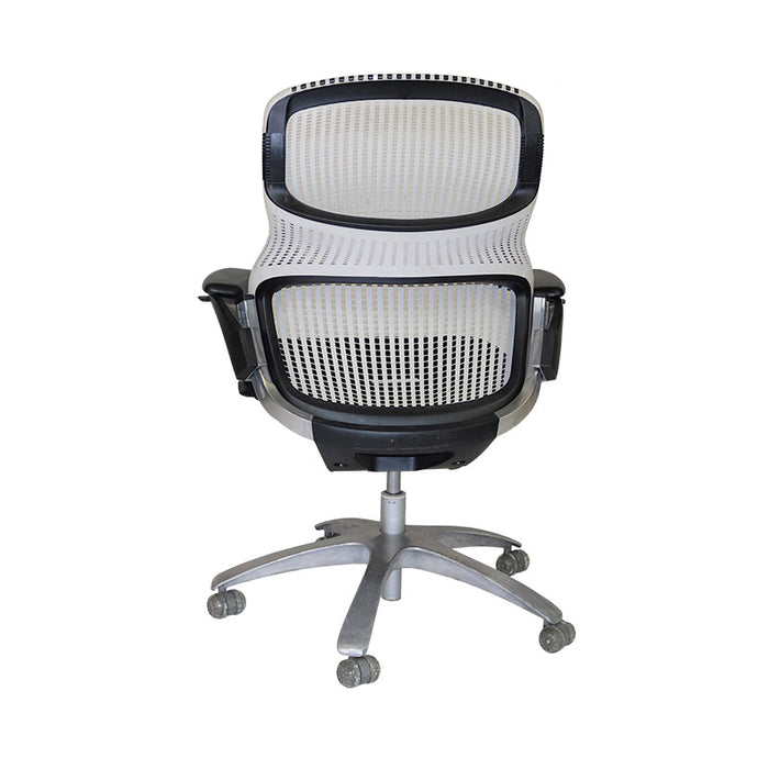 Knoll Generation Office Chair with Yellow Seat