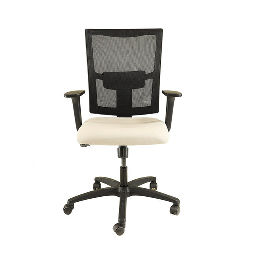 New ERGO Chair with Beige Seat