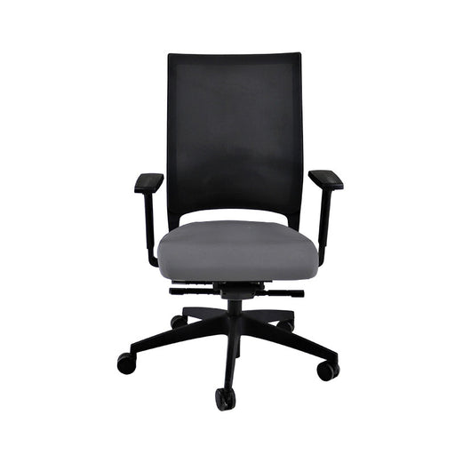 Sedus Quarterback Office Chair in New Grey Fabric