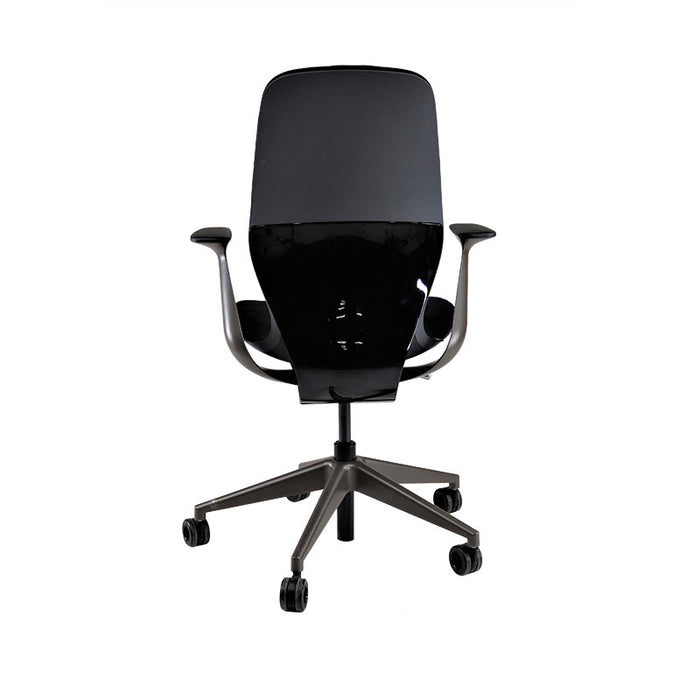 Steelcase SilQ Upholstered Office Chair
