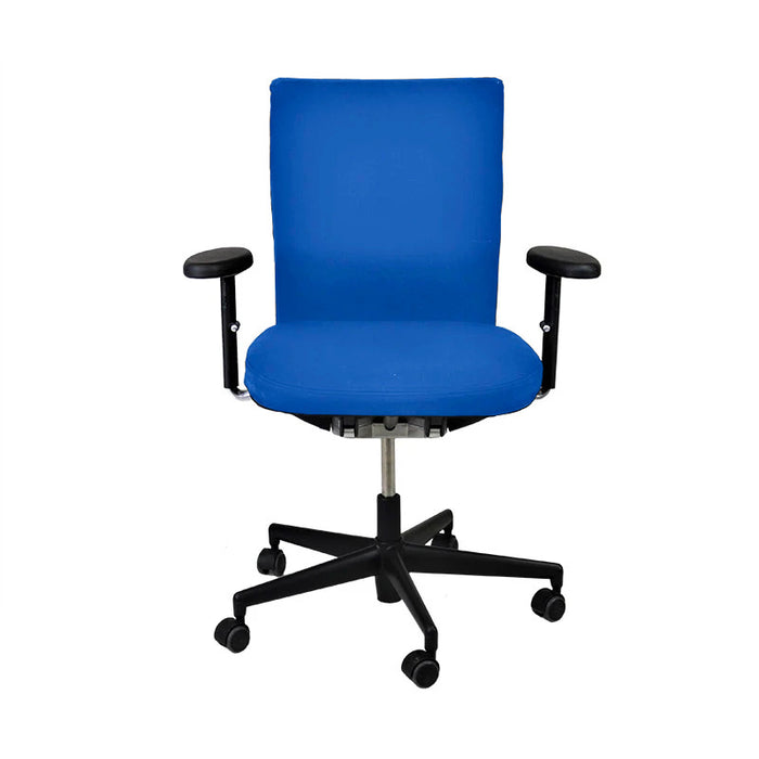 Vitra Axess in New Blue Fabric