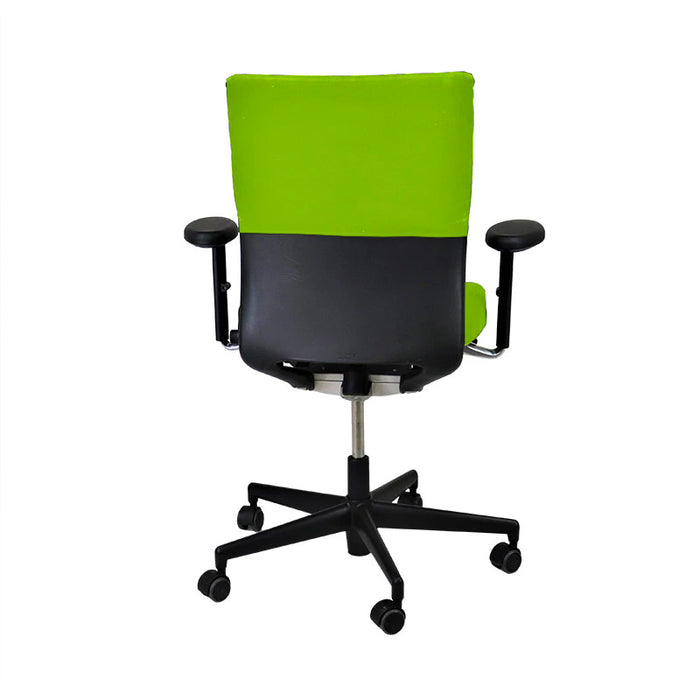Vitra Axess in New Green Fabric