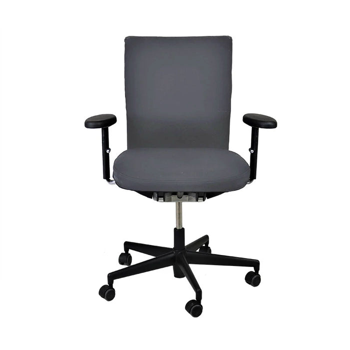 Vitra Axess in New Grey Fabric