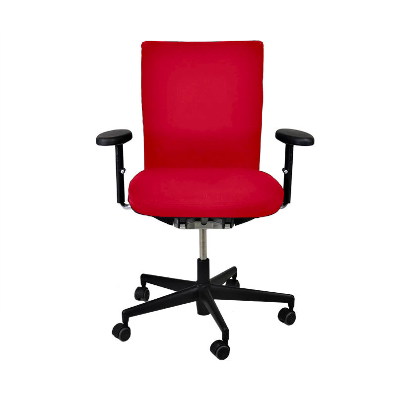 Vitra Axess in New Red Fabric