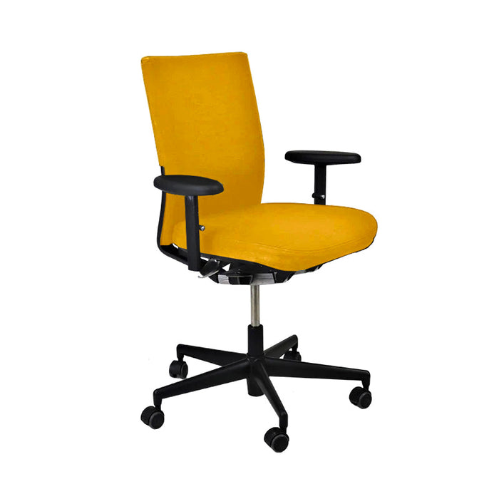 Vitra Axess in New Yellow Fabric