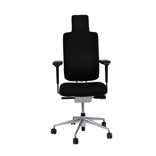 Vitra Headline Bellini Executive Chair with Headrest