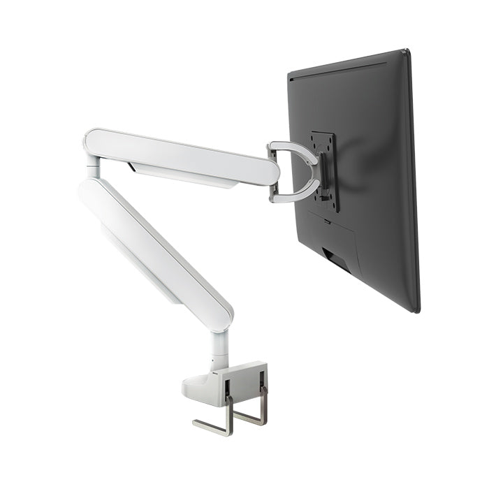 ZG1 Single Monitor Arm - White