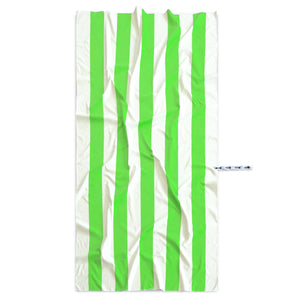 WACi XL — Summer Green Cabana Stripes