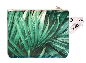 WACi Splash Bag - Tropical Leaves