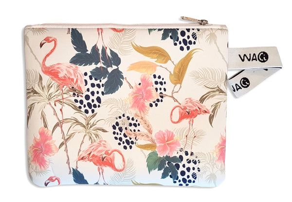 WACi Splash Bag - Flamingo