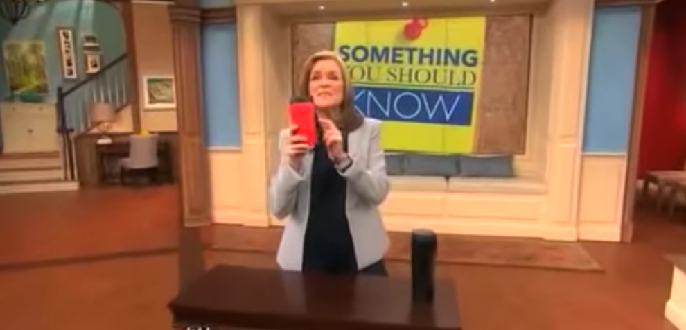 Meredith Vieira Meets Mighty Mug