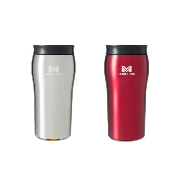 Mighty Mug Solo Silver & Red - LP