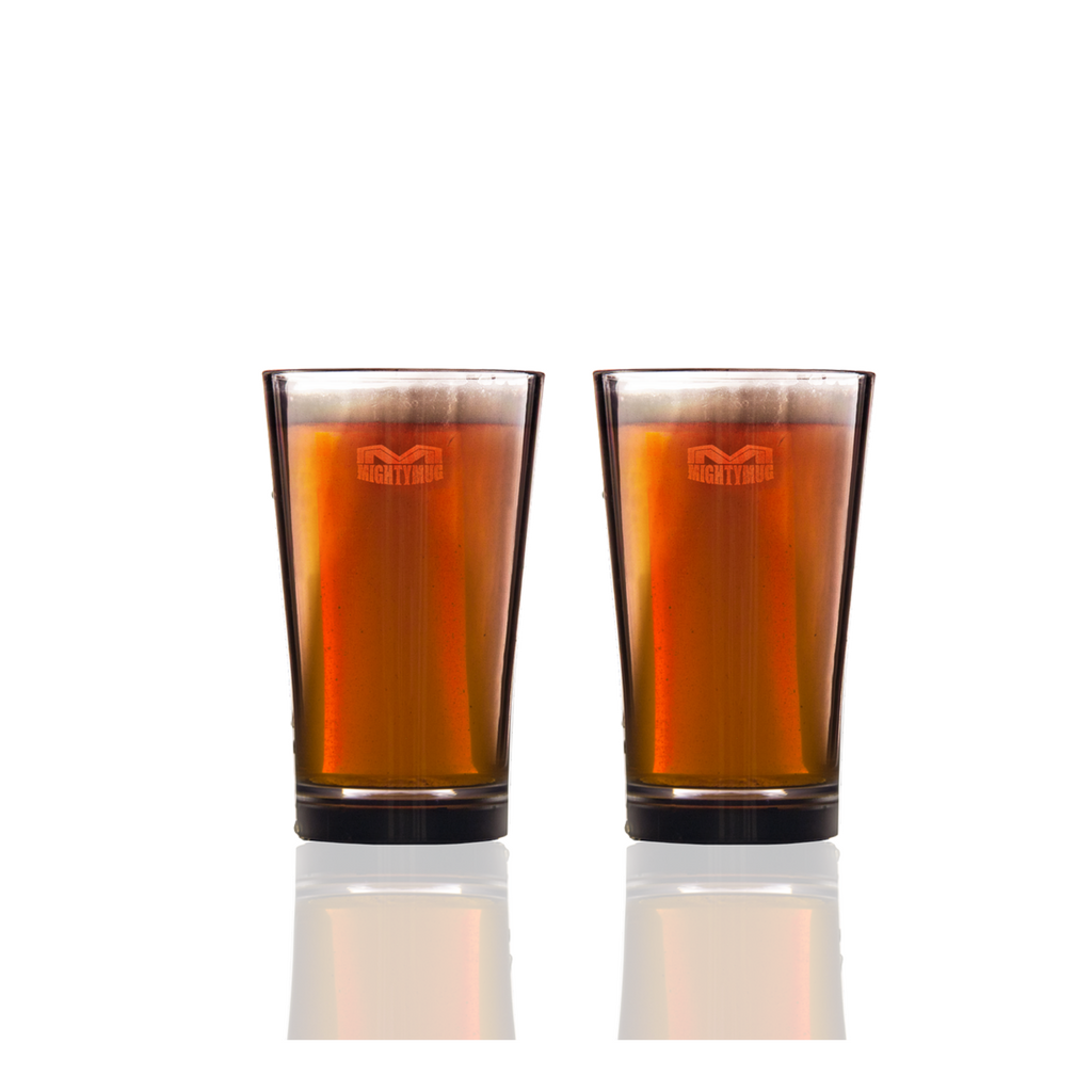 Mighty Mug Barware : Pint - Set of 2