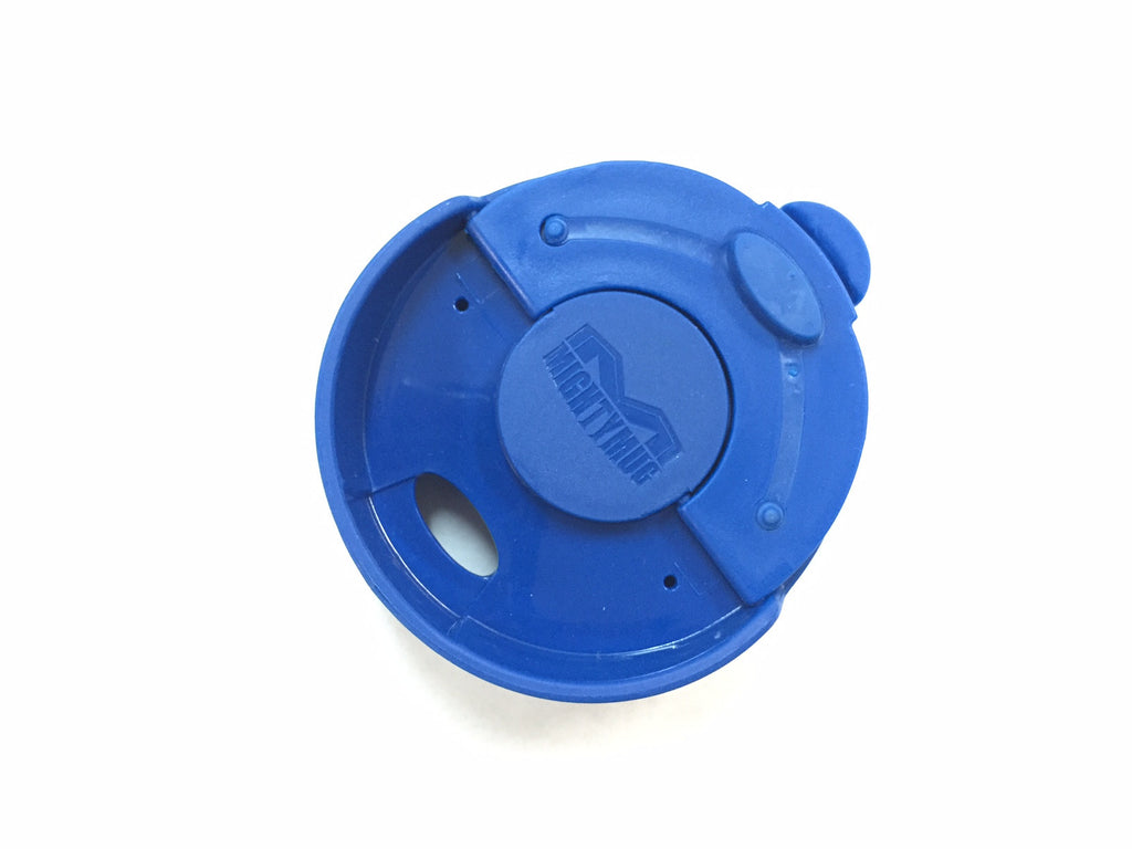 Mighty Mug Ice Replacement Lid (Blue)