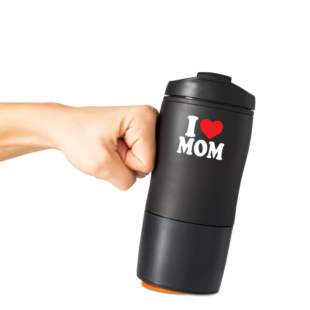 Mighty Mug Mini: Black ( Mother's Day Special)
