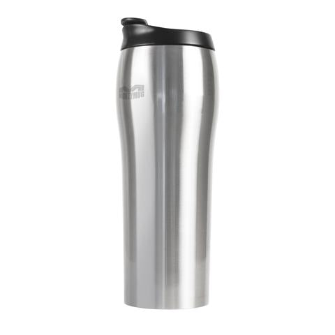 Mighty Mug Go SS - Stainless Steel SILVER