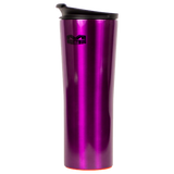 Mighty Mug Biggie SS - Stainless Steel Purple