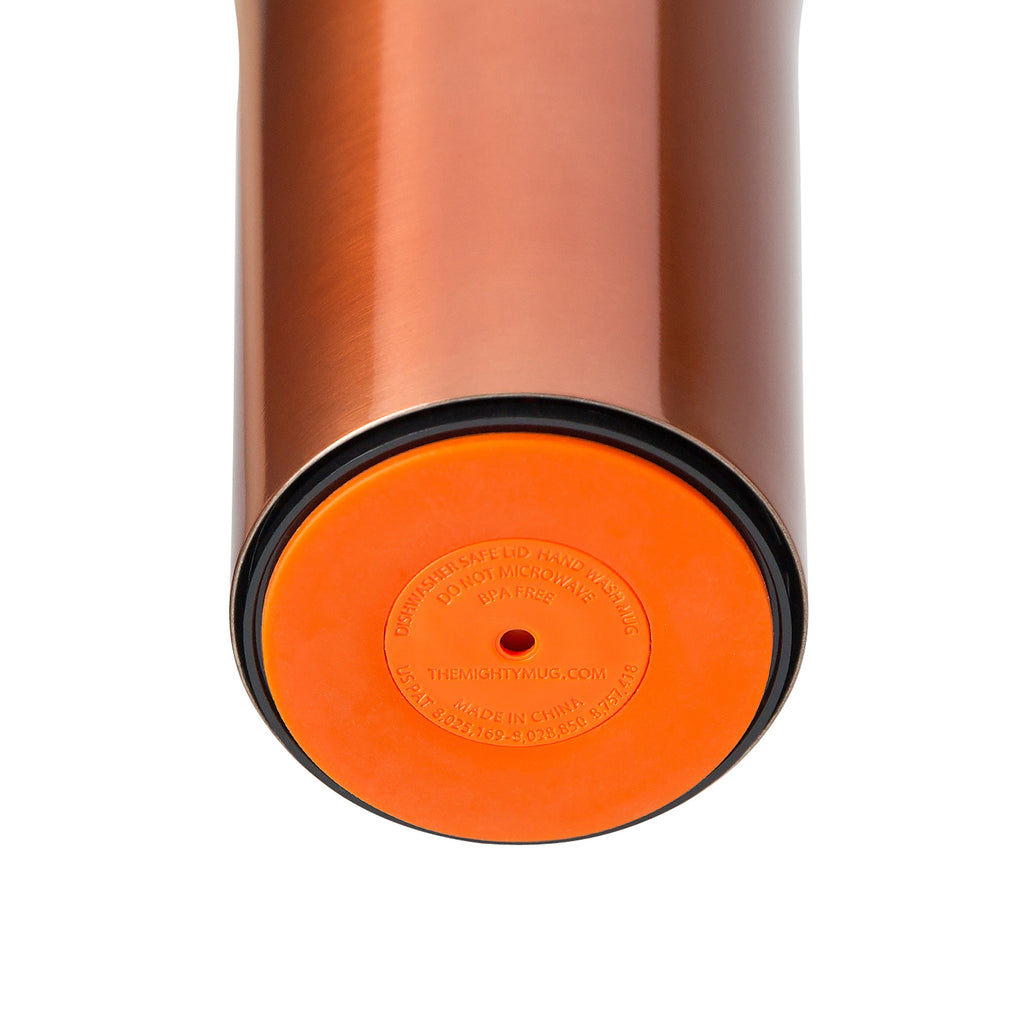 Mighty Mug Solo Alloy Stainless Steel - Copper Bundle LP