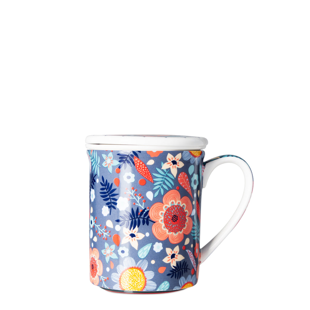 Mighty Mug Ceramic 12 oz : Autumn