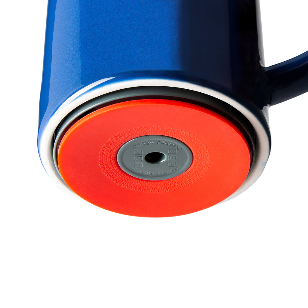 Mighty Mug Ceramic -  Navy Blue