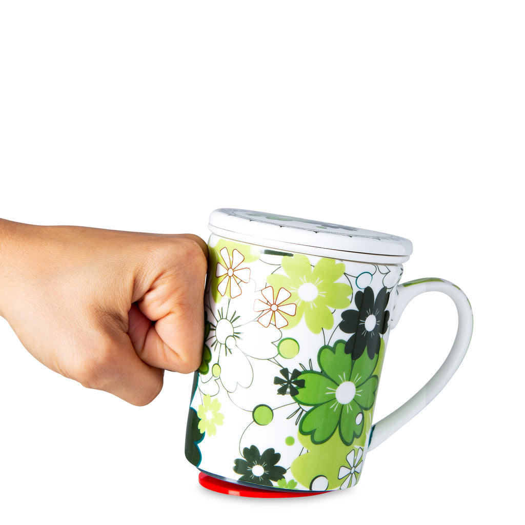 Mighty Mug Ceramic 12 oz : Summer