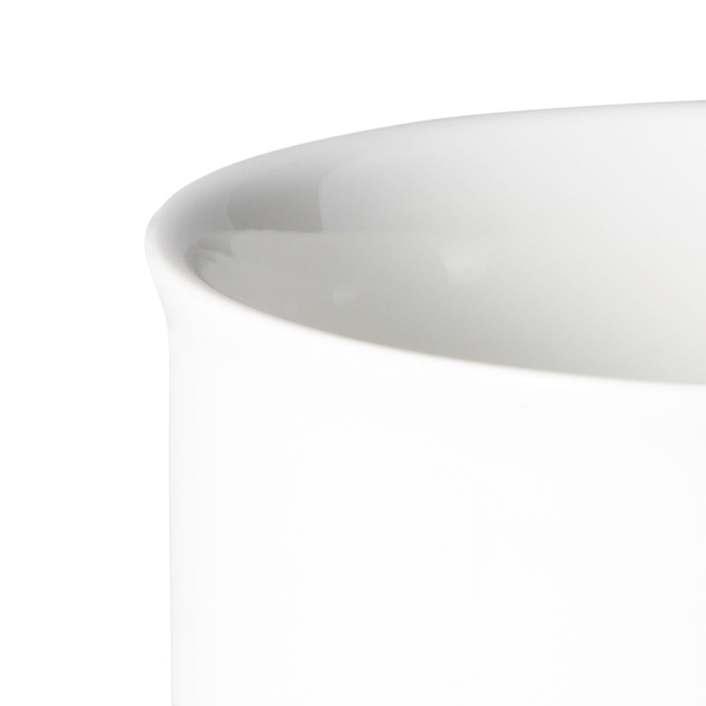 Mighty Mug Ceramic - White