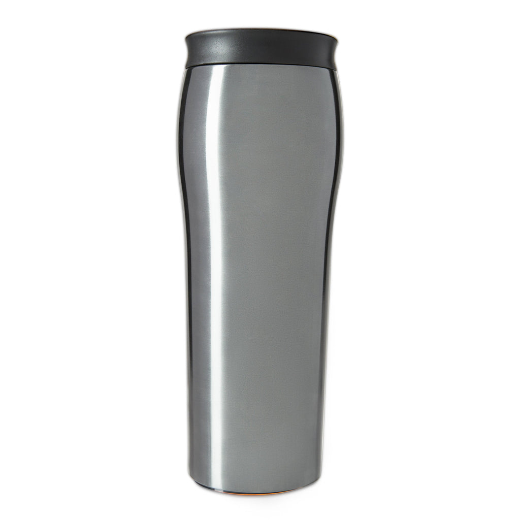 Mighty Mug Go Alloy Stainless Steel - Black Pearl