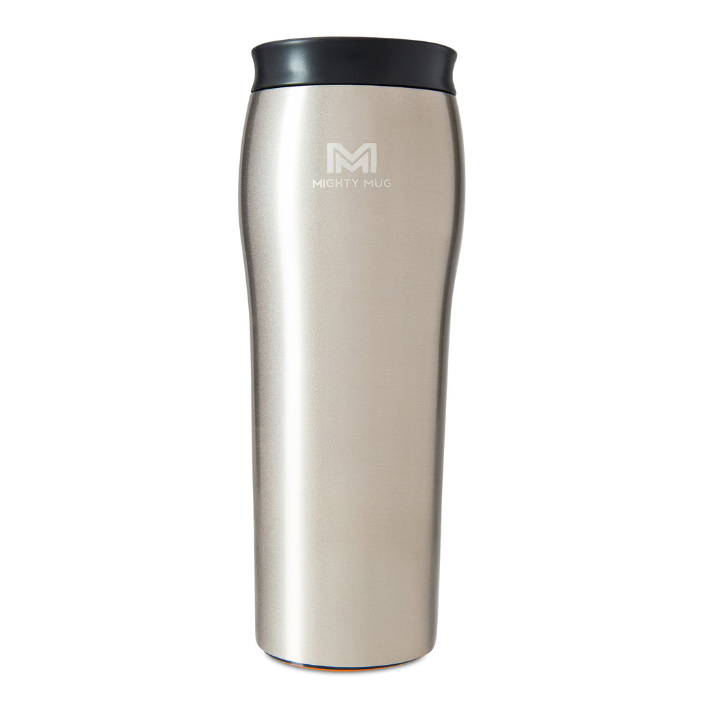 Mighty Mug Go Alloy Stainless Steel -Champagne