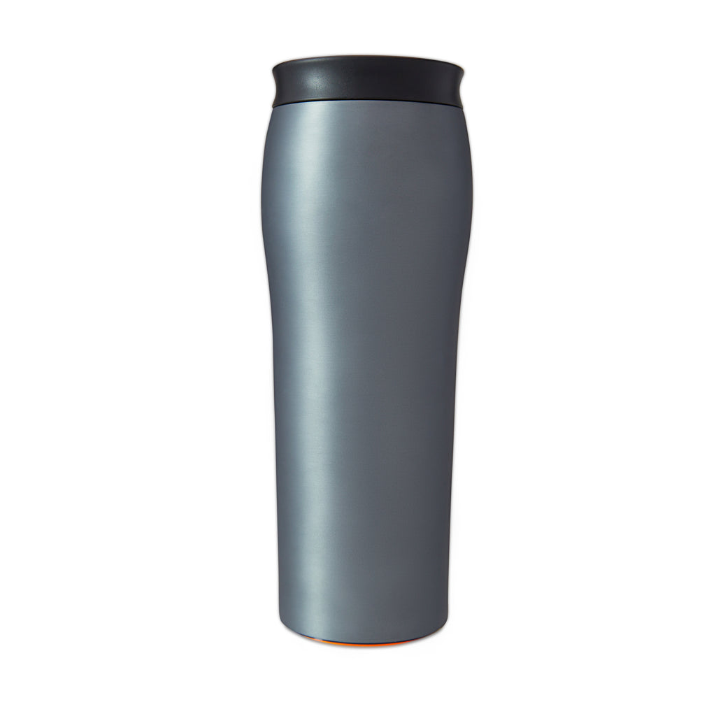 Mighty Mug Stainless Steel : Charcoal