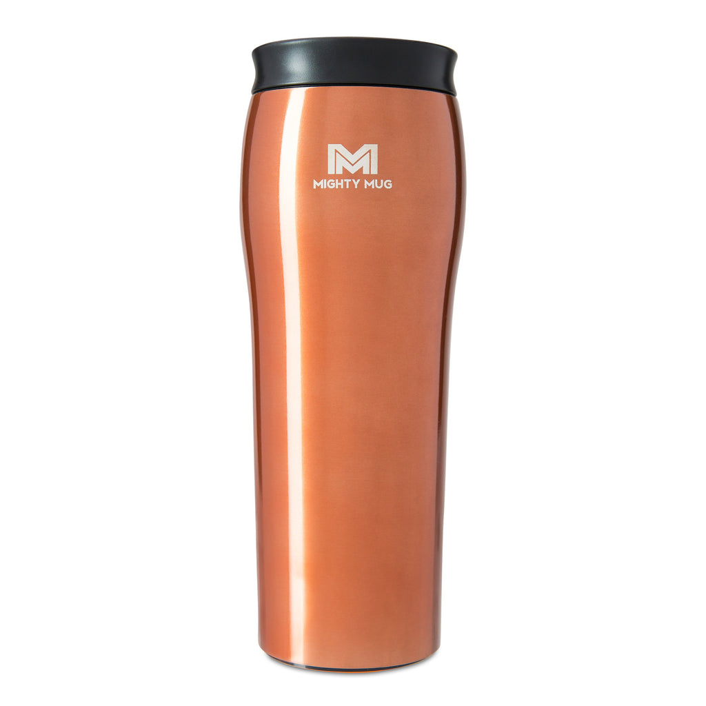 Mighty Mug Go Alloy Stainless Steel - Copper