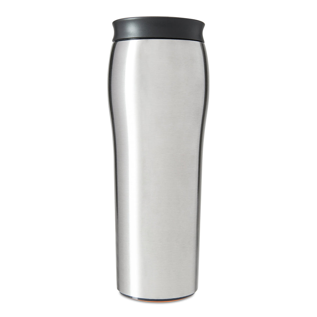 Mighty Mug Go Alloy Stainless Steel - Silver  LP