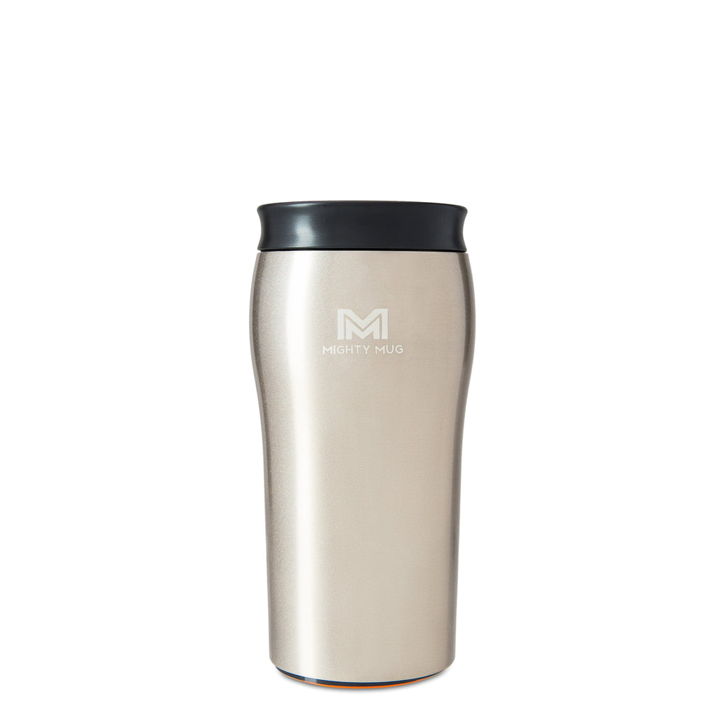 Mighty Mug Solo Alloy Stainless Steel - Champagne