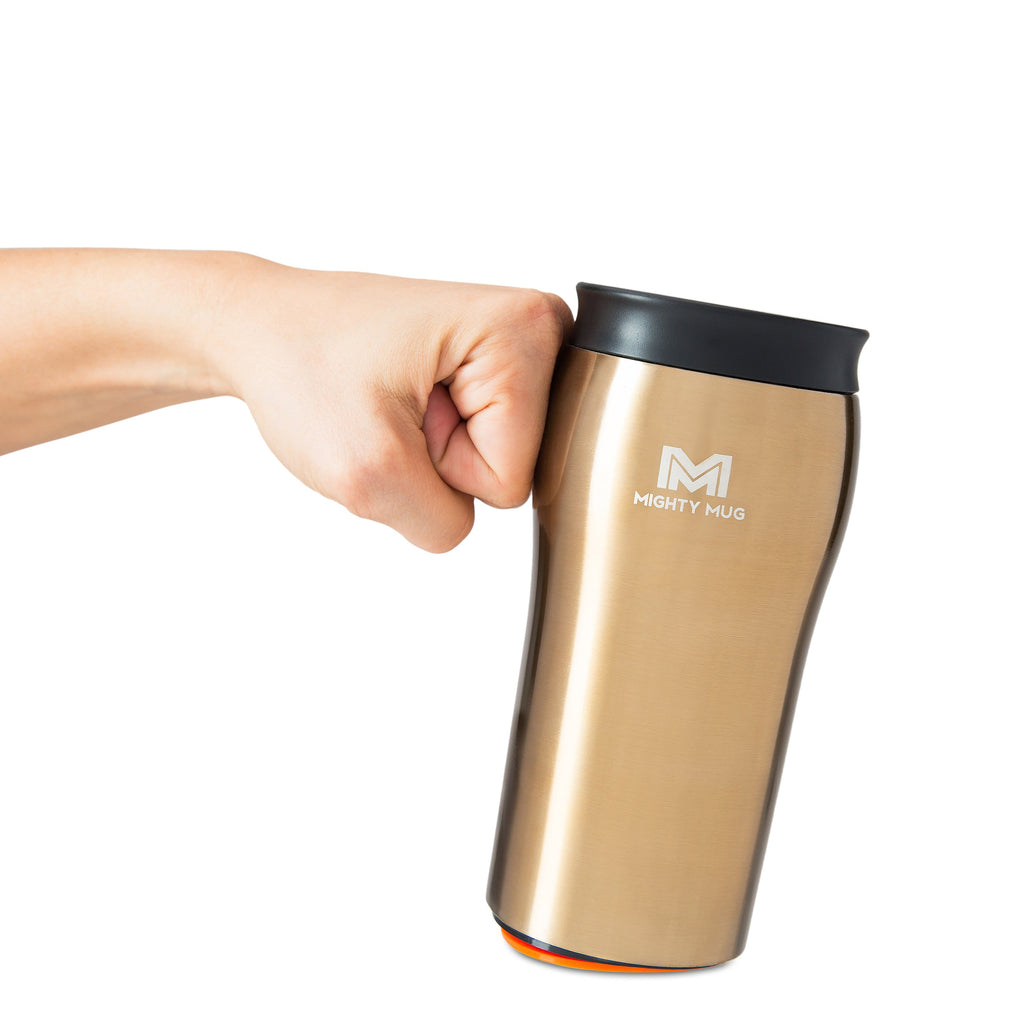 Mighty Mug Solo Alloy Stainless Steel - Gold LP