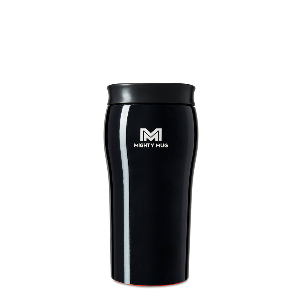 Mighty Mug Solo Pastel Stainless Steel LP - Midnight Black