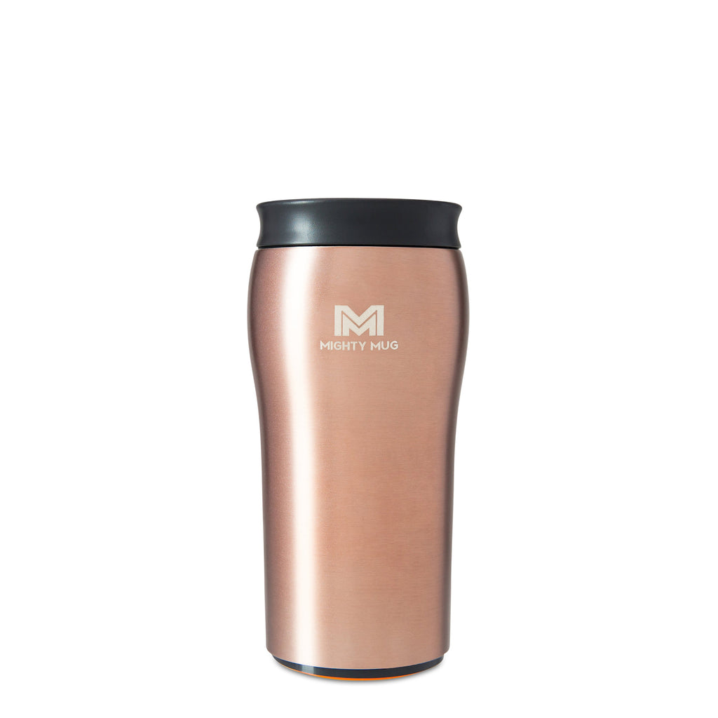Mighty Mug Solo Alloy Stainless Steel - Rose Gold