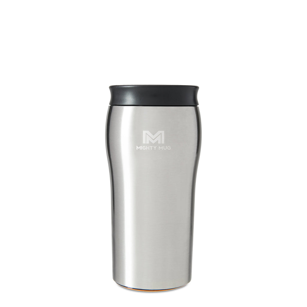 Mighty Mug Solo Alloy Stainless Steel - Silver