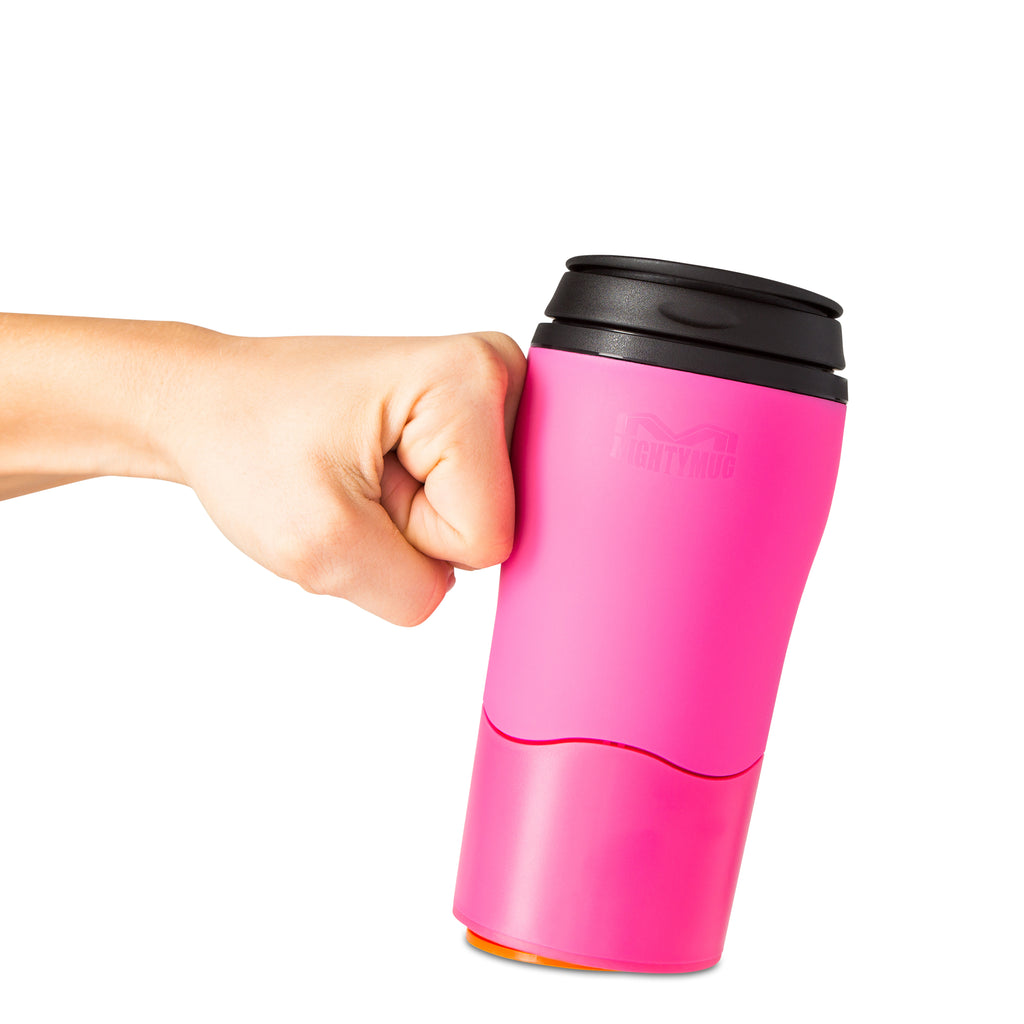 Mighty Mug Solo: Pink