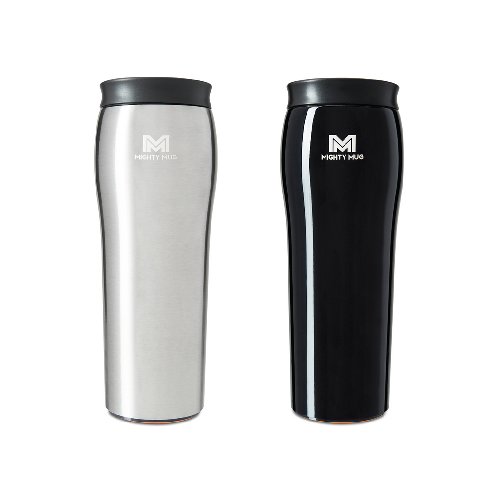 Mighty Mug Go Silver & Black - LP (Free Shipping)