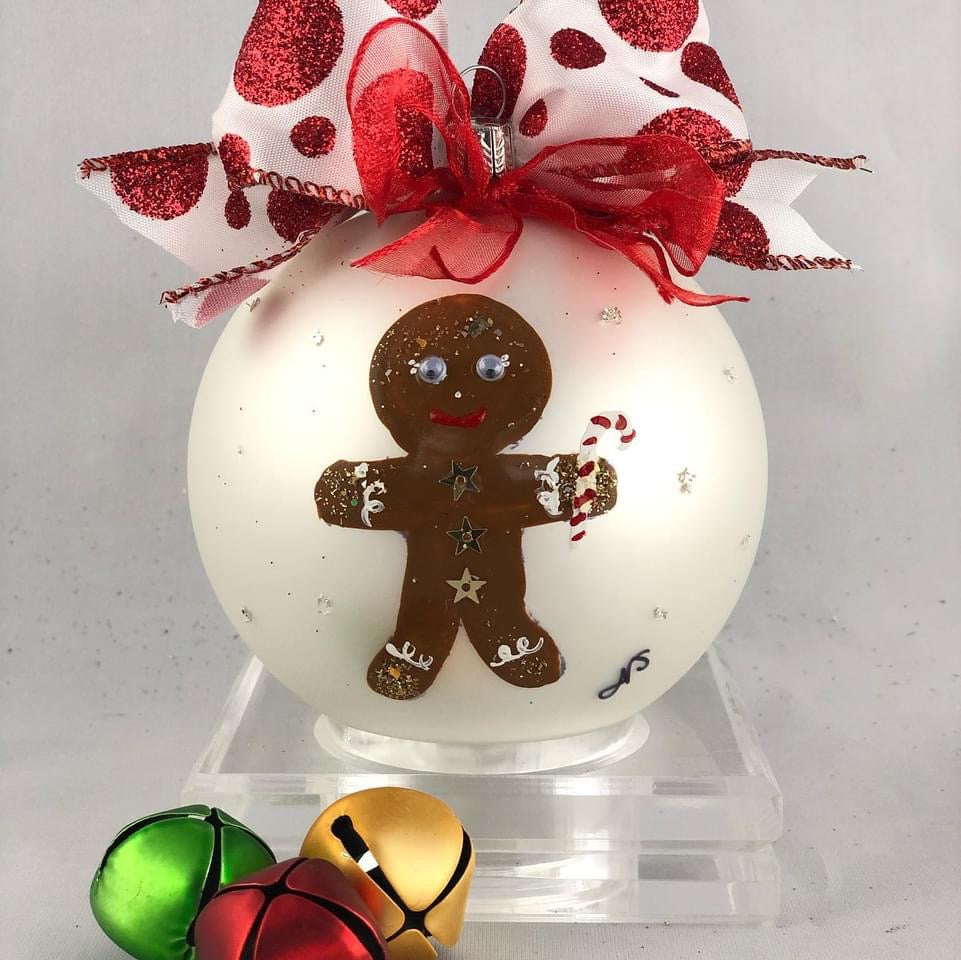 GINGERBREAD COOKIE - NATALIE SARABELLA